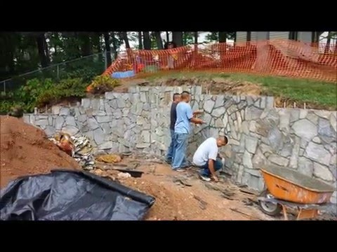 Retaining Wall Contractor in Northern Virginia