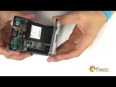 Official Samsung Galaxy Note 4 Screen Repair & Disassemble - Fixez.com
