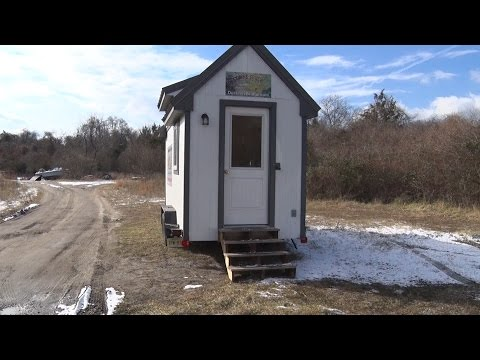 Bill Would Create Tiny House Pilot Program for Homeless