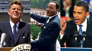Greatest Recorded Speeches in American History (1933-2008)