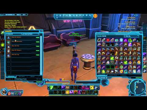SWTOR: Skimpy Clothes for Female Characters