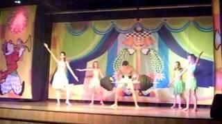 Kids Circus Show (15.07.2011) Hotel Ralitsa PrimaSol - Albena Bulgarija #1