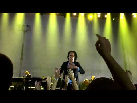 Nick Cave and the Bad Seeds @Sportpaleis Antwerpen 13/10/2017 Tupelo Live