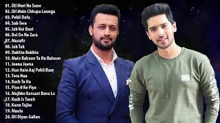 Dil Meri Na Sune | ATIF ASLAM ARMAAN MALIK Bollywood Love Songs Playlist 2019- Romantic Hindi Songs