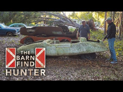 The wonderful world of one-off fiberglass kit cars | Barn Find Hunter - Ep.42