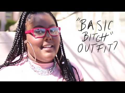 what high schoolers are ACTUALLY wearing: Los Angeles | Lexie Lombard