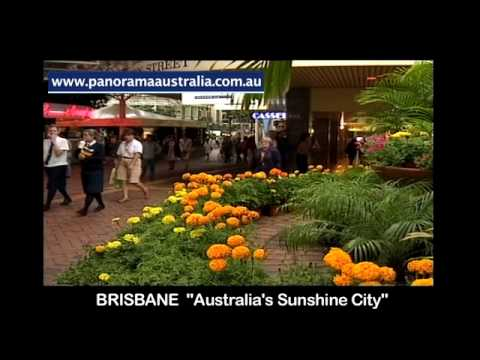 Panorama Australia  BRISBANE