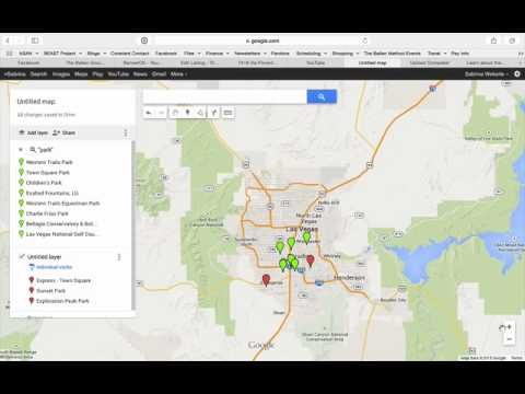 How to Create an Interactive Map Using Google Maps