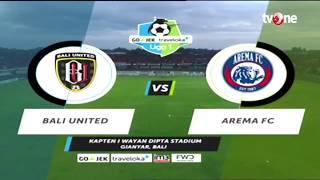 Bali United FC vs Arema FC: 6-1 All Goals & Highlights