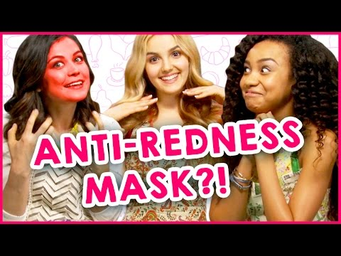 DIY Anti-Redness Mask! | Foodie Face