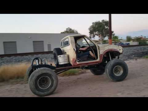 How To Rebuild A Toyota 4X4 Solid Front Axle (Part 1
