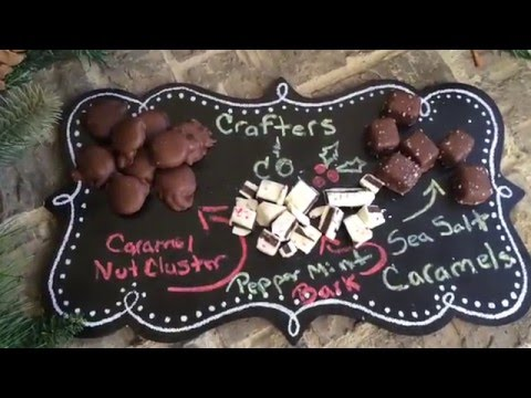 Fun way to share Boxed Chocolates at a Party!