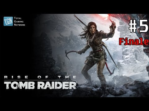 Rise of the Tomb Raider Part 5 (Finale)