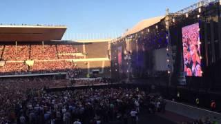 Jari Sillanpää Olympiastadion 16.8.2015 Paljon onnea vaan!