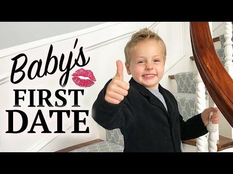 Baby Bachelor Beck's First Date | Millennial Moms