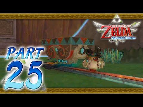 The Legend of Zelda: Skyward Sword - Part 25 - Temple of Time