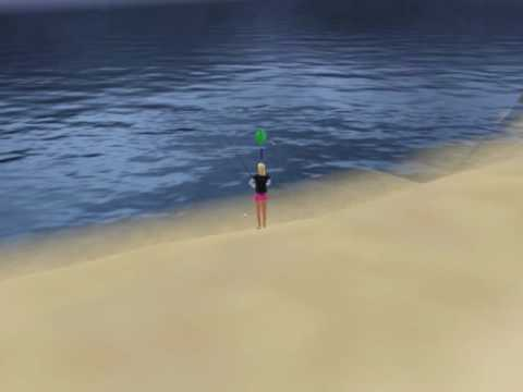 The Sims 3 - Taking a Breather - Collecting Seeds and Fishing
