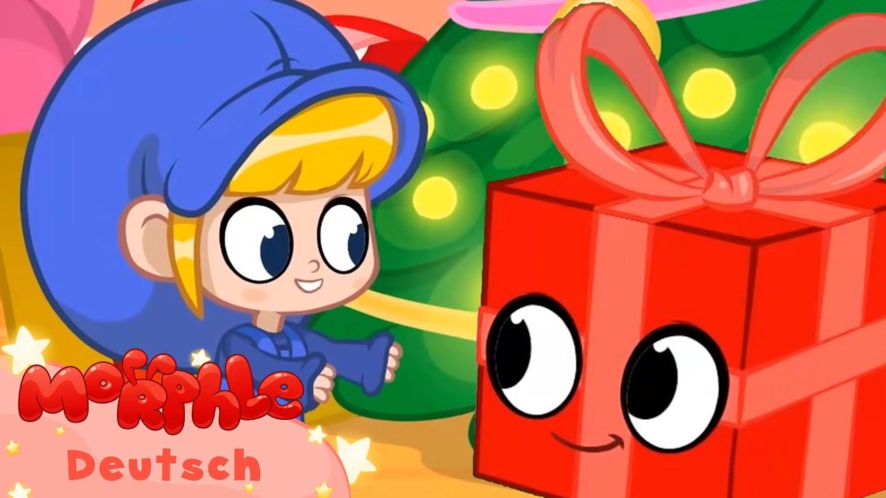 Morphle Deutsch | Mein magisches Weihnachtsgeschenk | Zeichentrick für Kinder | Zeichentrickfilm