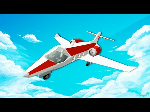 HOW TO GET PLANES IN MINECRAFT!! (No Mods)