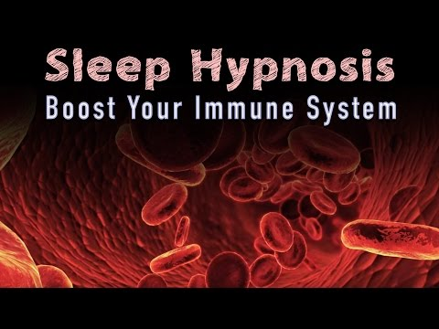 Sleep Hypnosis: Boost Your Immune System While You Sleep