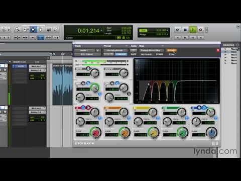 Pro Tools tutorial: How to remove background noise   lynda.com