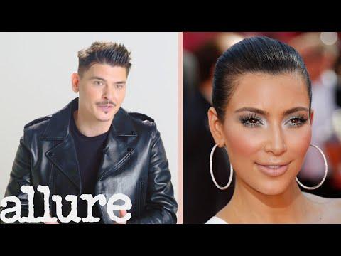 Kim Kardashian's Makeup Artist Mario Breaks Down Her Makeup Looks | Pretty Detailed | Allure