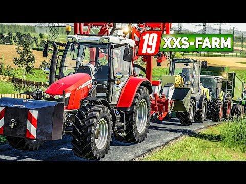 Xxx Mp4 LS19 XXS Farm 1 EINZUG Auf Dem Bauernhof Mit Vielen Maschinen FARMING SIMULATOR 19 3gp Sex
