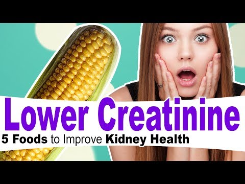Top 5 Superfoods to Lower Creatinine Fast and Improve Kidney Health