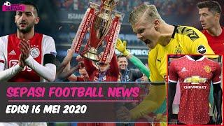 Liverpool Angkat Trofi di Stadion Kosong? 🤔 Perpisahan Haru Hakim Ziyech 😭 Jelang Bundesliga ⚽️