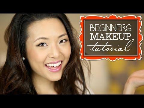 TUTORIAL: Makeup For Beginners (drugstore)