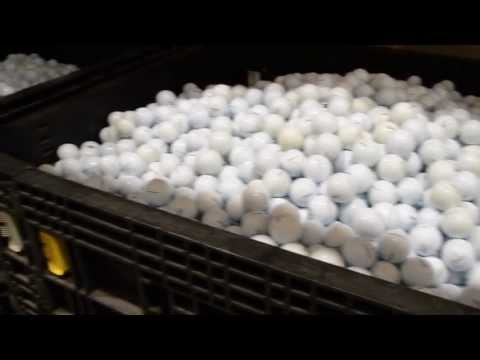 Lake Balls Australia Recycled & Refinished Golf Ball Distribution Centre USA UK China