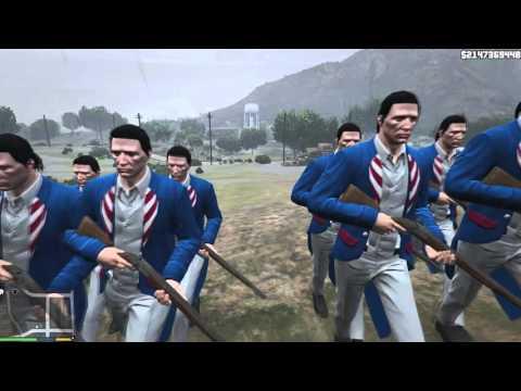 Revolutionary War Mod Tribute