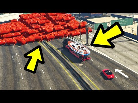 GTA 5 - Can you STOP the Yacht?