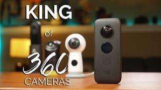 Best 360 VR Camera? Closer look at Insta360 ONE X