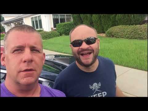 July 26, 2018 Vlog #118 Time to get in shape Episode 2 and my day off.