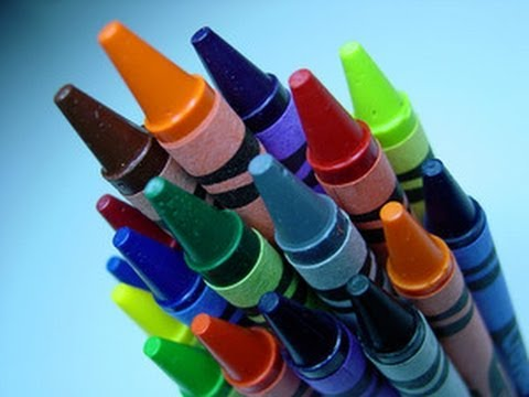 How to get crayon off from clothes