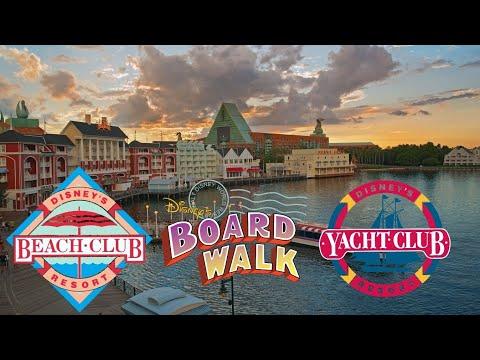 Epcot Resort Crawl And Nightlife | 01/15/2018