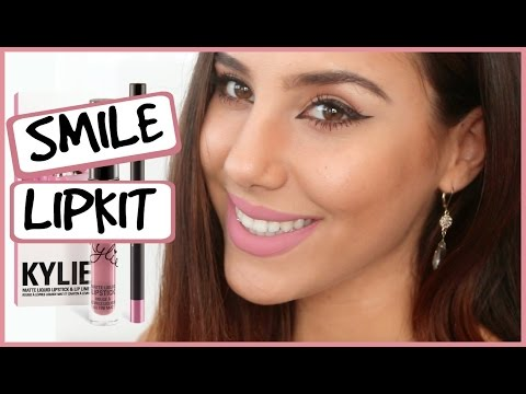 SMILE Kylie Lip Kit Review + First Impression