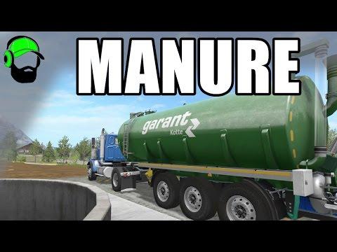 Farming Simulator 17 Courseplay Tutorial - How to transport manure