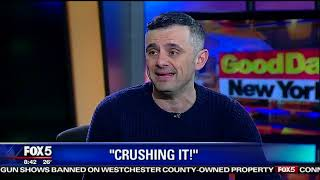 Gary Vaynerchuk on Crushing It!