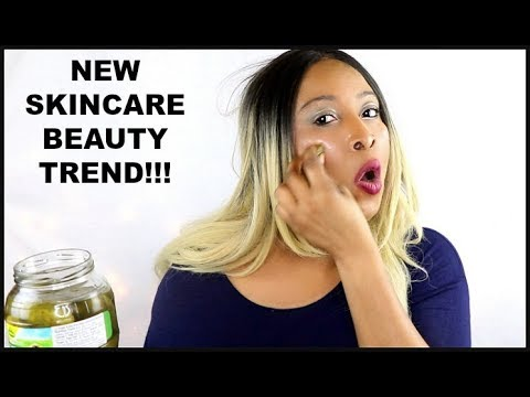 THE NEW VEGAN SKINCARE TREND |HOW TO DO IT, GET CLEAR GLASS SKIN |Khichi Beauty