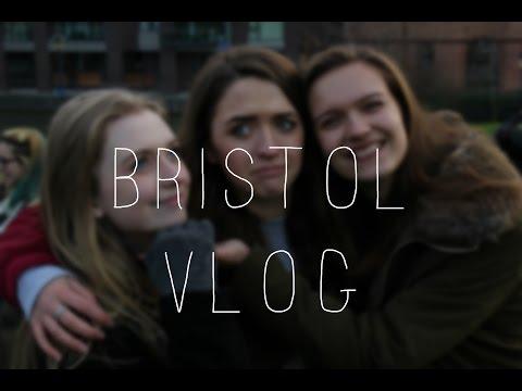 a vlog about Bristol