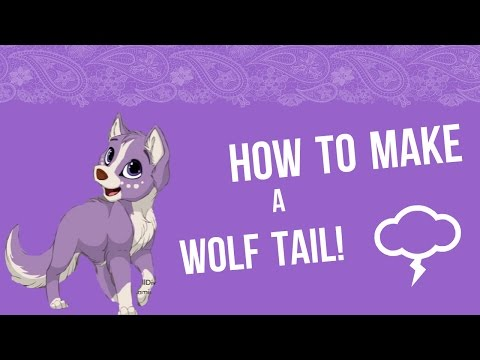 How To Make a Wolf Tail