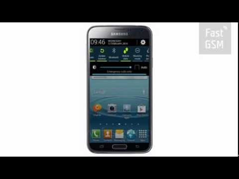 How To Unlock Samsung Galaxy S5 by Unlock Code