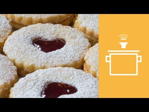 Silently Cooking - Linzer Tarts