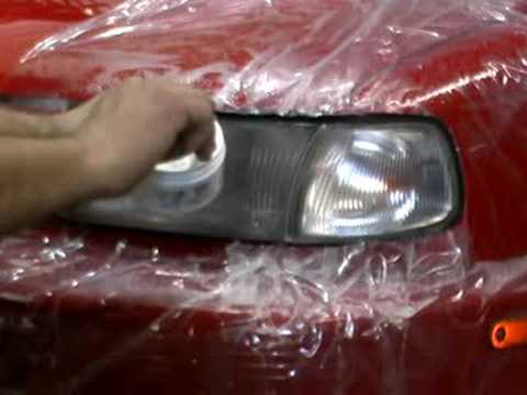 Glass Technology Headlight Repair Restoration
