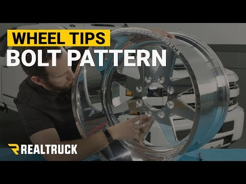 How to Find your Wheel Bolt Pattern | Wheel Tips