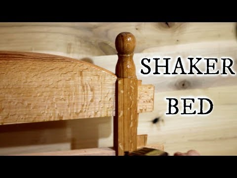 SIMPLE SHAKER BED