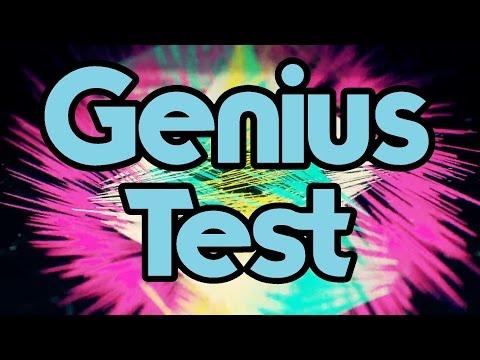 Genius Test ▶ 90% Fail!