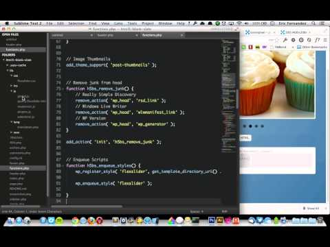 WordPress - Custom Post Type Image Slider